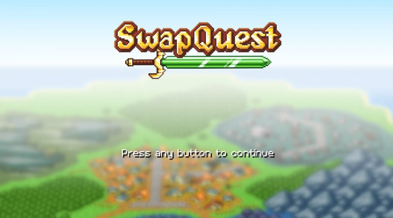 SwapQuest PS Vita