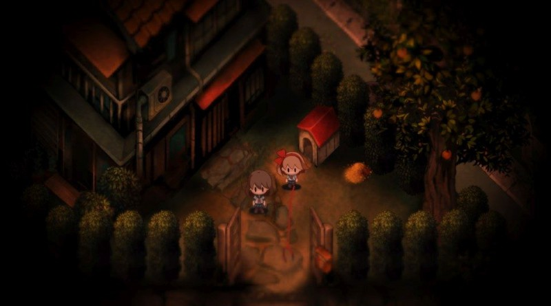 Yomawari: Night Alone PS Vita