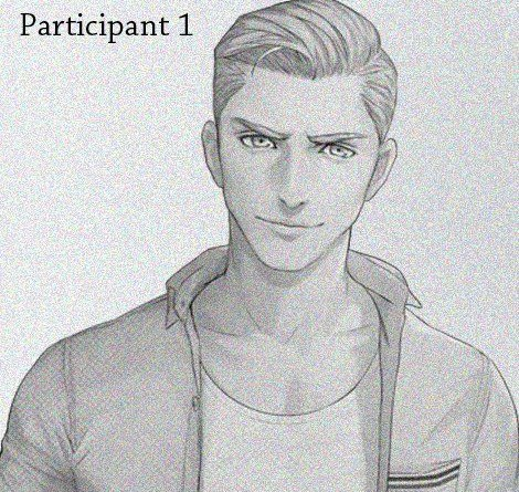 Zero Time Dilemma Participant 1