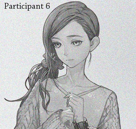 Zero Time Dilemma Participant 6