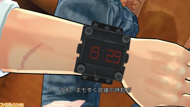 Zero Time Dilemma PS Vita 3DS Zero Escape 3