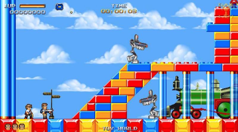 Best Buds vs. Bad Guys PS Vita PC Mac Wii U Xbox One