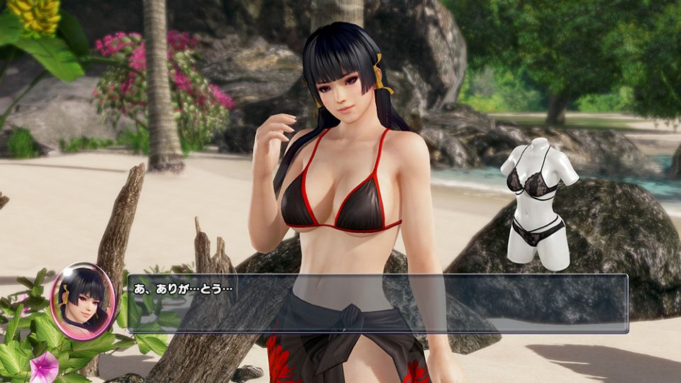 Dead or Alive Xtreme 3 Gets New Screenshots Showcasing