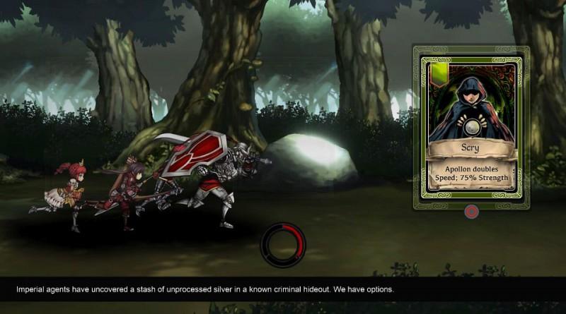 Fallen Legion PS Vita PS4