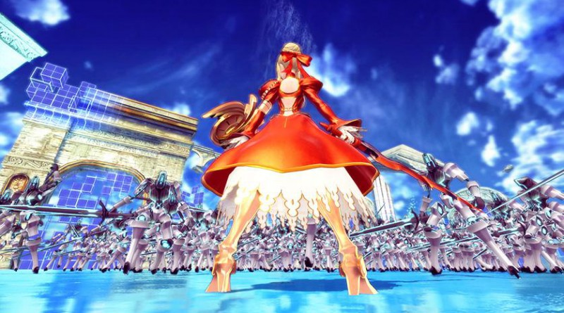 Fate/Extella PS Vita PS4