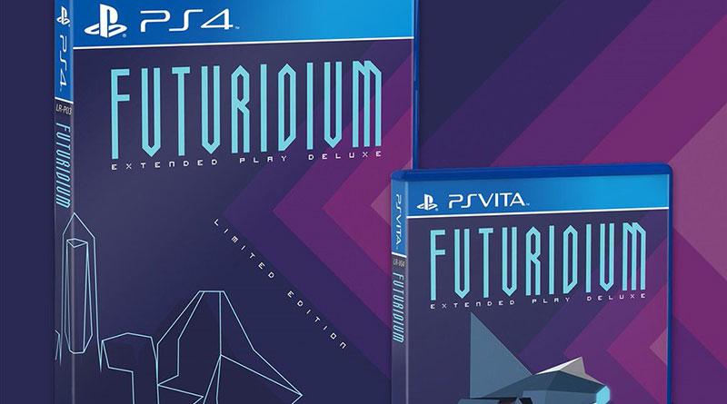 Futuridium EP Deluxe PS Vita PS4