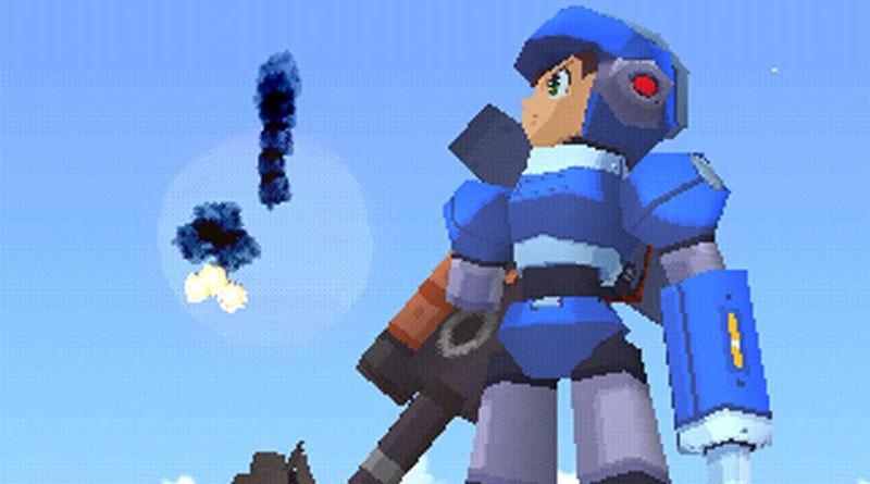 Mega Man Legends 2 PSone Classic PS Vita PS3 PSP