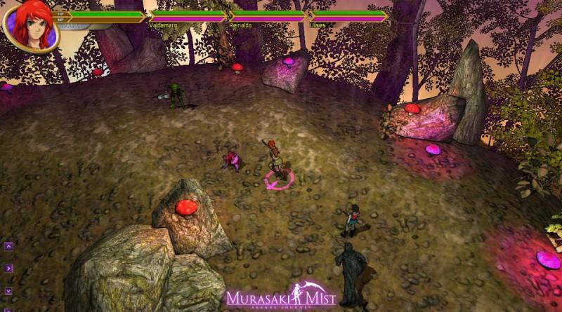Murasaki Mist: Akara's Journey PS Vita PS3