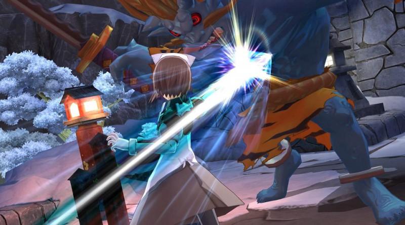 Summon Night 6: Lost Borders PS Vita PS4