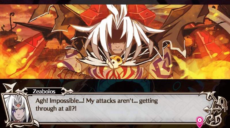 Trillion: God of Destruction PS Vita