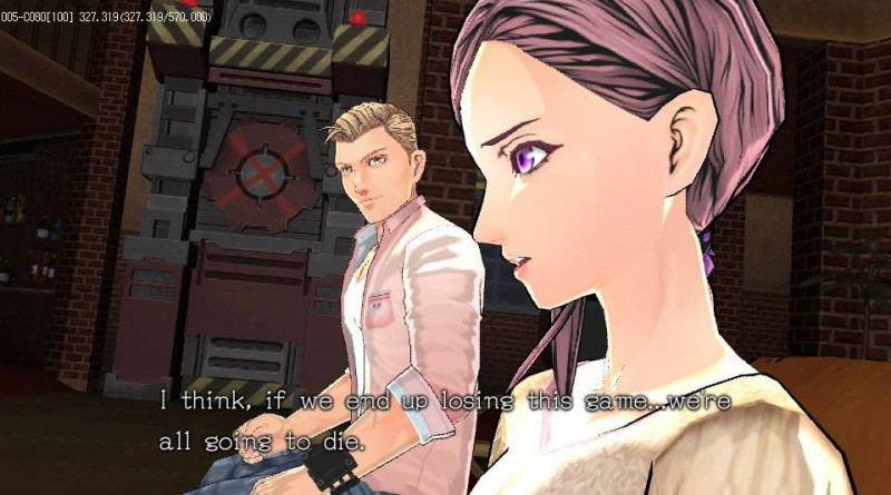 Zero Time Dilemma PS Vita 3DS Zero Escape 3