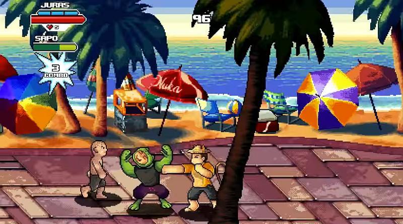 99Vidas - The Game PS Vita PS4