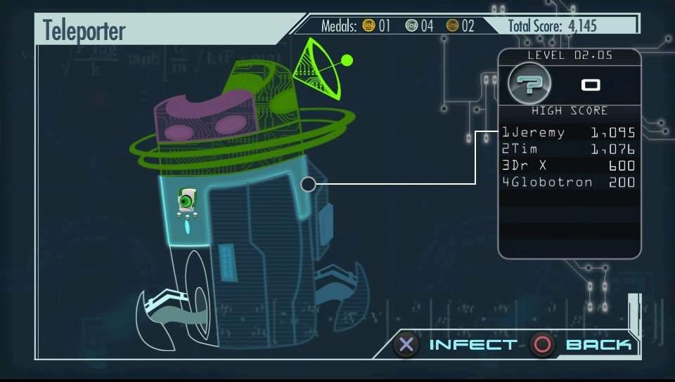 A Virus Named TOM PS Vita