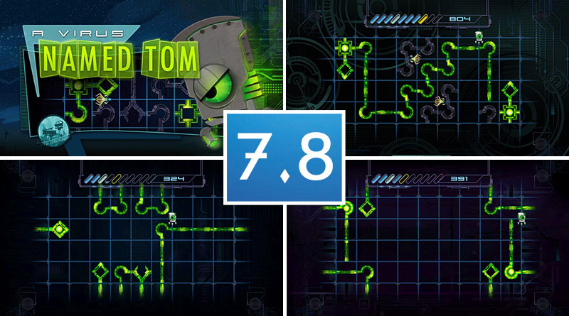 Review: A Virus Named TOM PS Vita 7.8