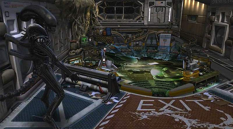 Alien vs Pinball Pack PS Vita PS3 PS4