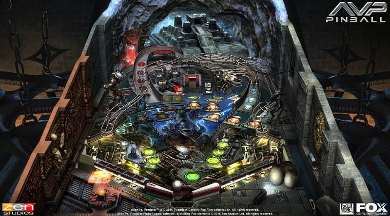 Alien vs Pinball Pack PS Vita PS3 PS4