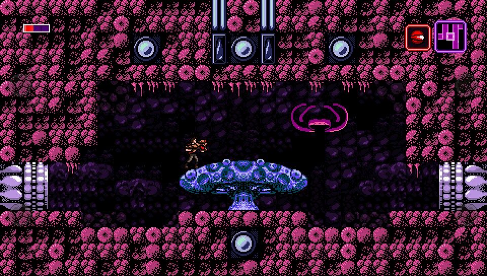Axiom Verge PS Vita