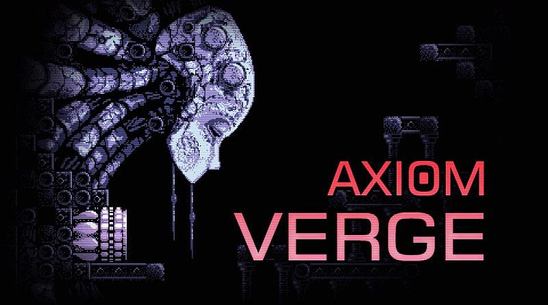 Axiom Verge PS Vita