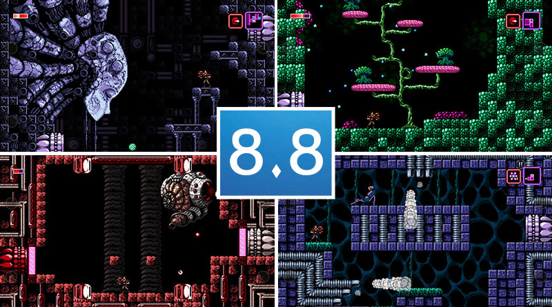 Axiom Verge PS Vita Review