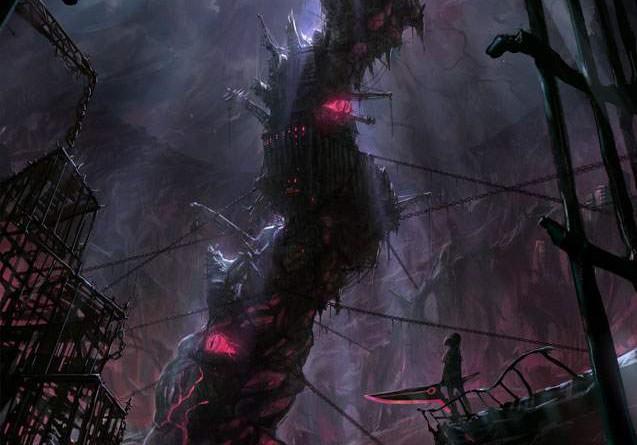Divine Prison Tower: Mary Skelter PS Vita