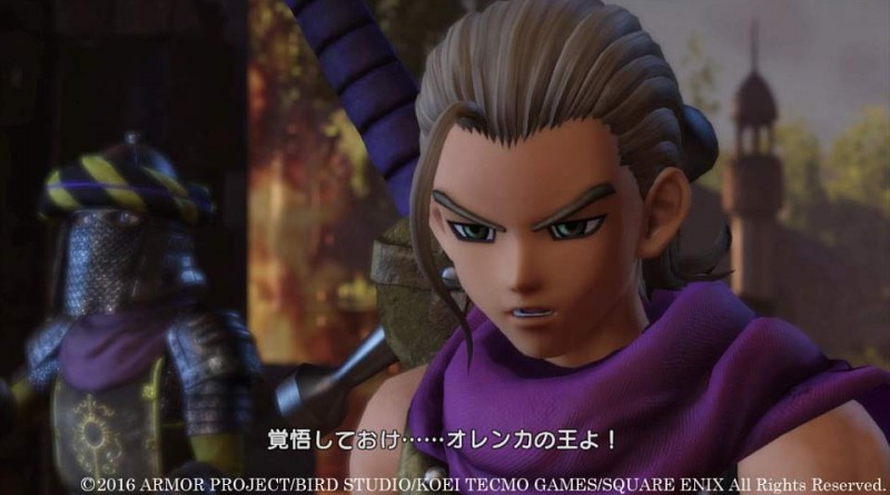 Dragon Quest Heroes II PS Vita PS3 PS4