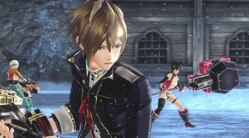 God Eater Resurrection God Eater 2: Rage Burst PS Vita PS4