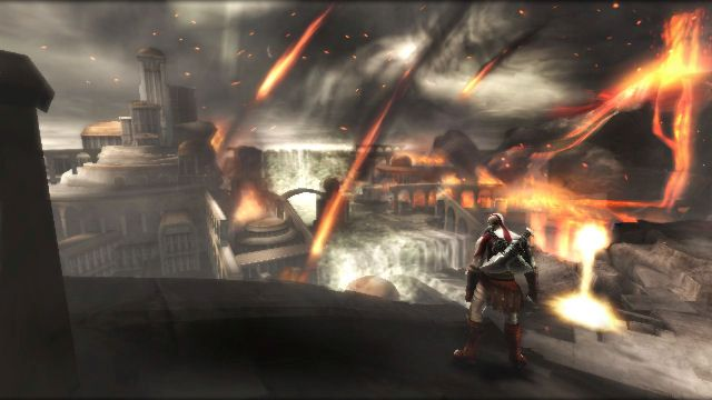 God of War: Ghost of Sparta PSP PS Vita