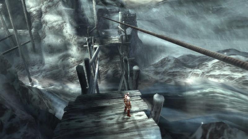 God of War: Ghost of Sparta PSP PS Vita