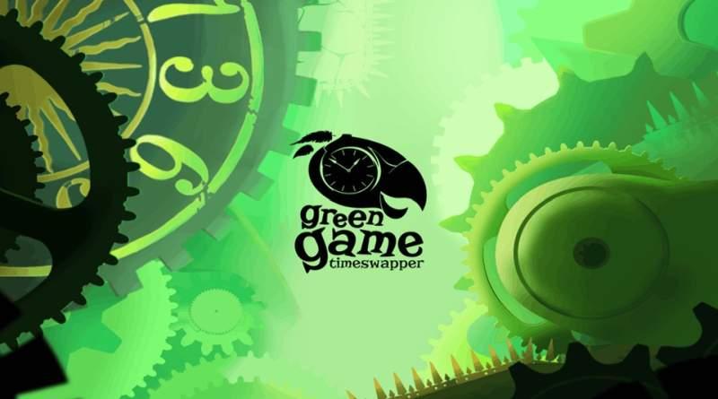 Green Game: TimeSwapper PS Vita