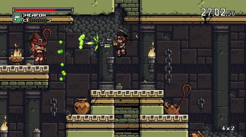 Mercenary Kings PS Vita PS4