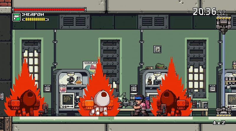 Mercenary Kings PS Vita PS4