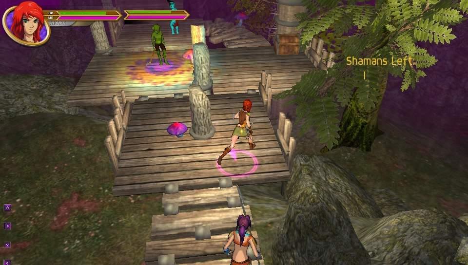 Murasaki Mist: Akara's Journey PS Vita