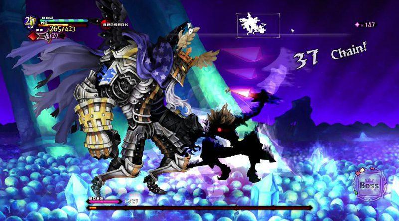 Odin Spere Leifthrasir PS Vita PS3 PS4 Oswald