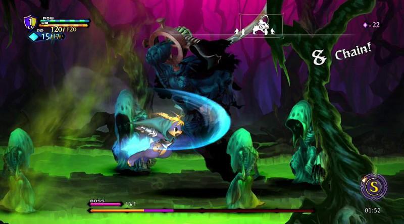 Odin Spere Leifthrasir PS Vita PS3 PS4 Cornelius