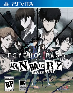 Psycho-Pass: Mandatory Happiness PS Vita