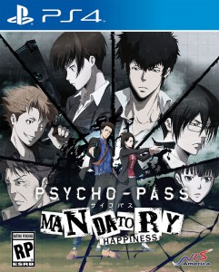 Psycho-Pass: Mandatory Happiness PS4