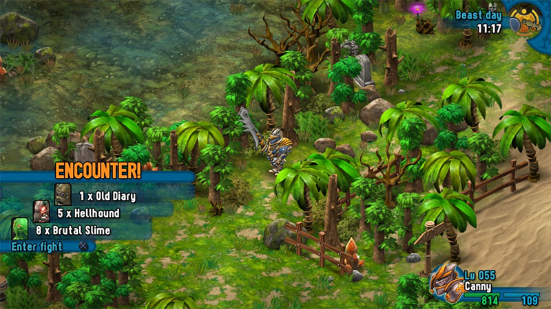 Rainbow Moon PS Vita PS4