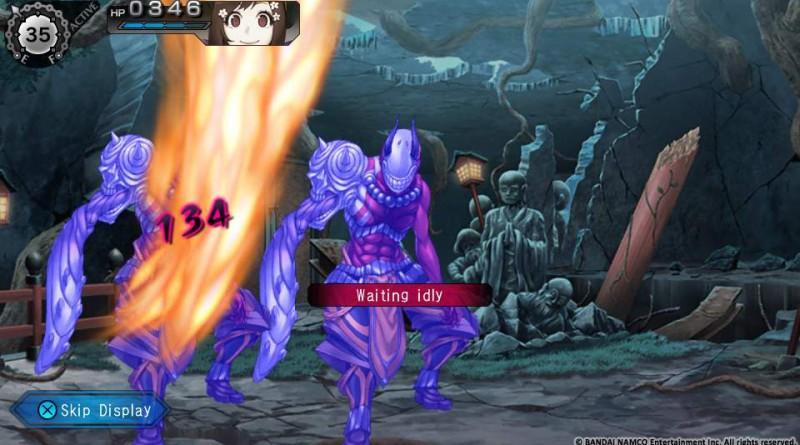 Ray Gigant PS Vita