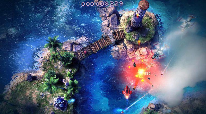 Sky Force Anniversary PS Vita PS3 PS4