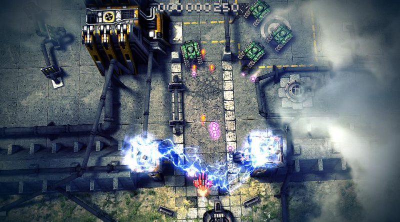 Sky Force Anniversary PS Vita PS3 PS4