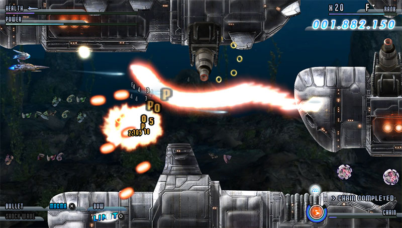 Söldner-X 2: Final Prototype PS Vita