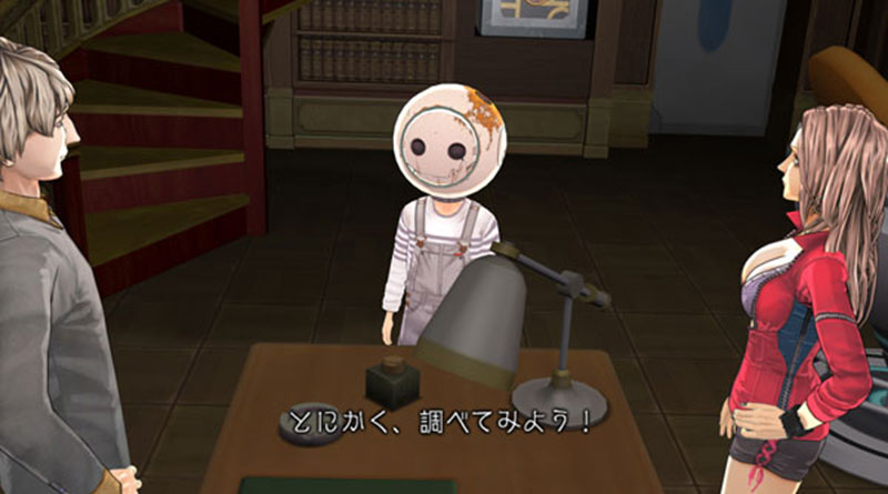 Zero Escape: Zero Time Dilemma PS Vita 3DS