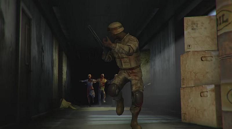 Corridor Z PS Vita PS4