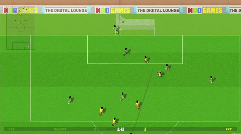 Dino Dini's Kick Off Revival PS Vita PS4