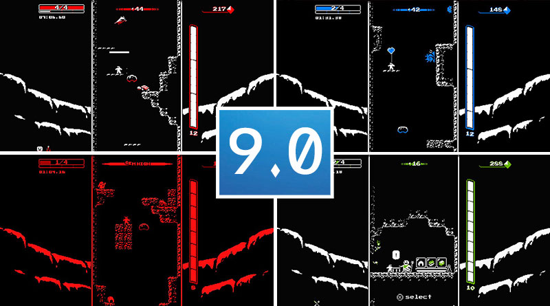 Downwell PS Vita Review
