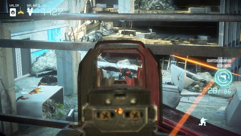 Killzone: Mercenary PS Vita