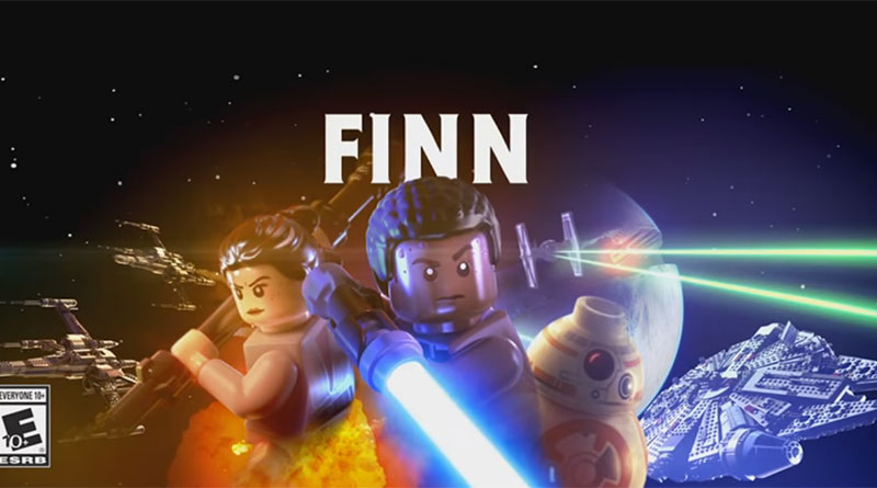 LEGO Star Wars: The Force Awakens PS Vita PS3 PS4