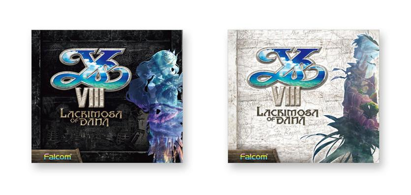 Ys VIII: Lacrimosa of Dana Design Package