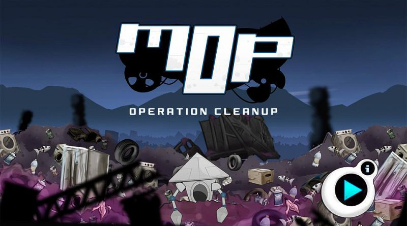 MOP: Operation Cleanup PS Vita