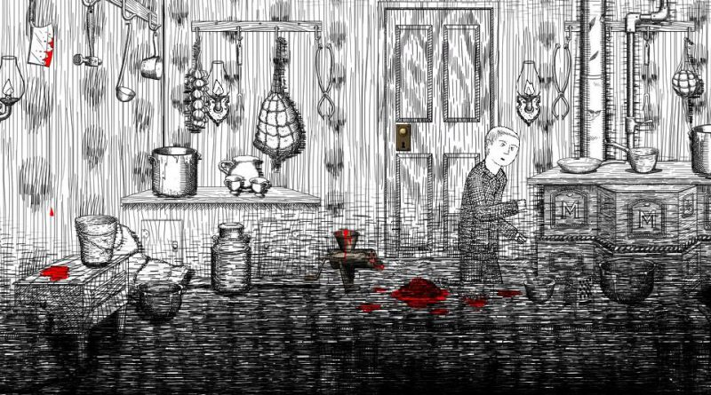 Neverending Nightmares PS Vita PS4